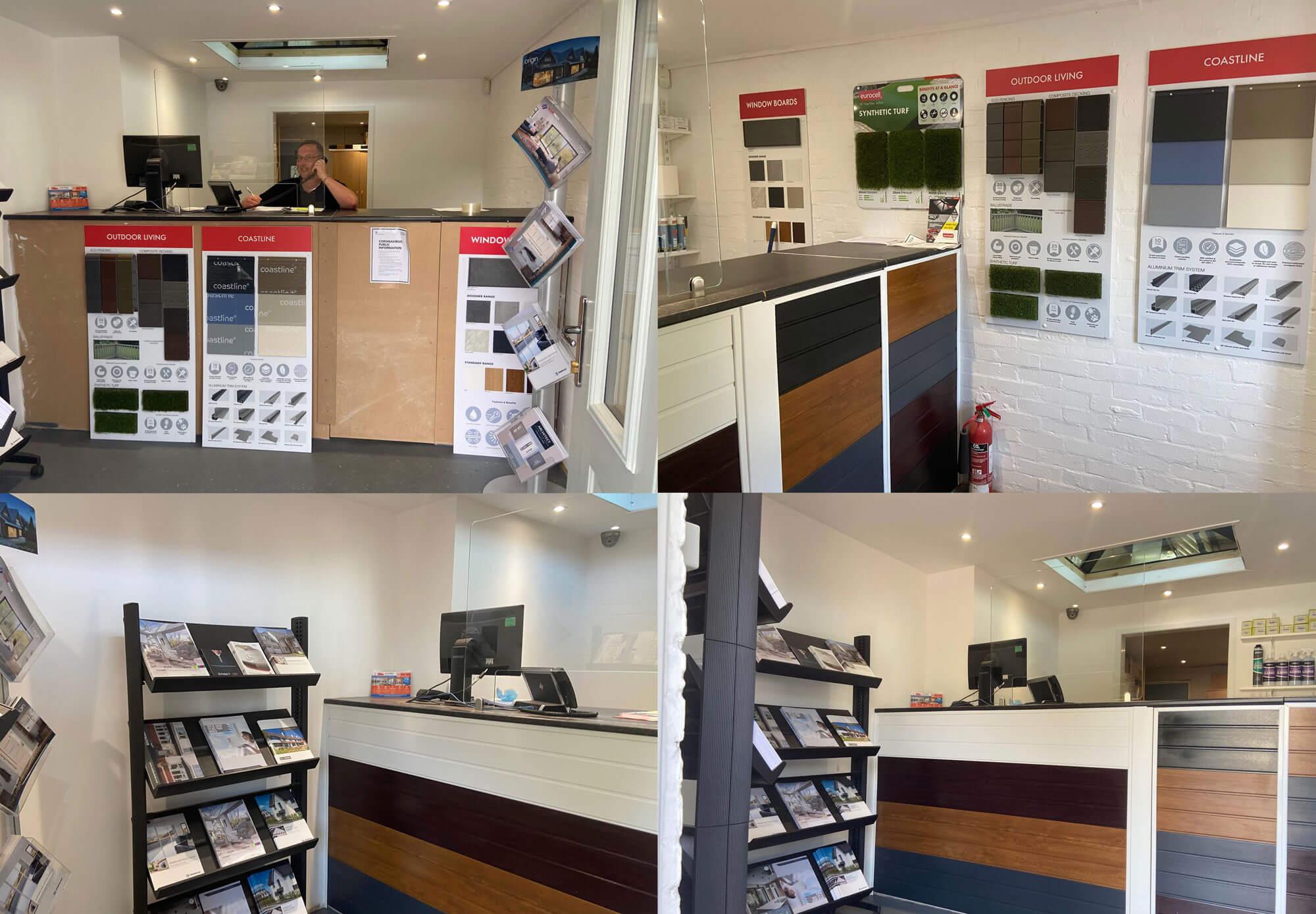 Building Plastics Shop South West London