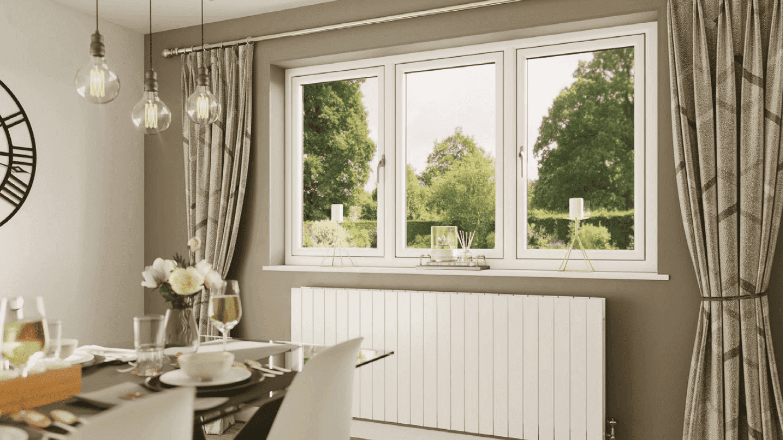 supply only flush casement windows