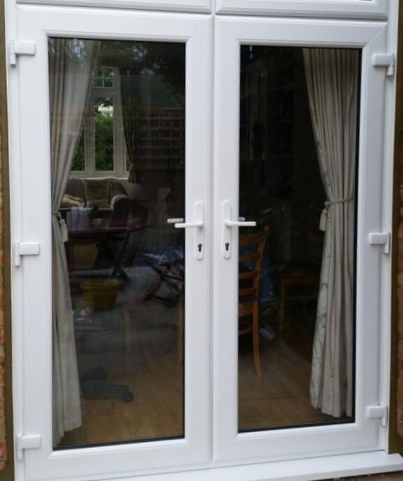 supply only uPVC front doors brighton