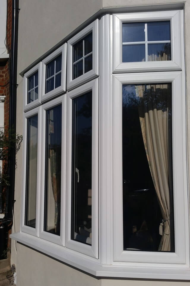 Next day windows in Thornton Heath