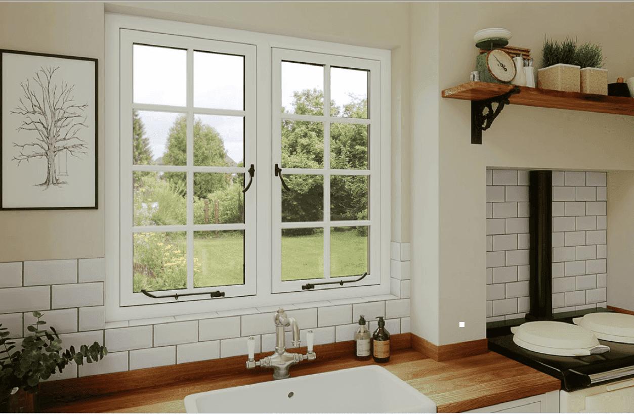 bespoke flush casement windows london and croydon